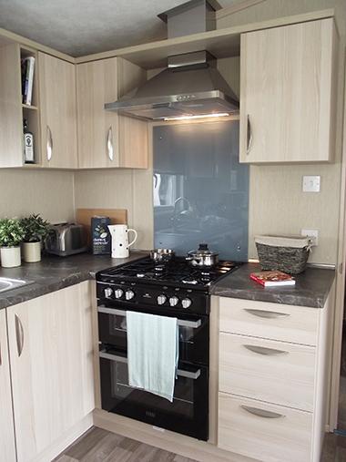 Pemberton Lancaster - Kitchen Oven