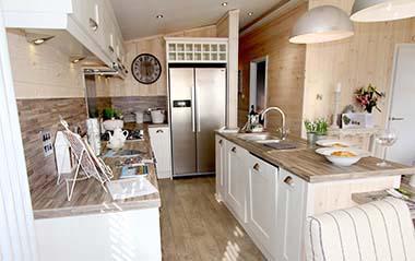 Casa Di Lusso - Kitchen