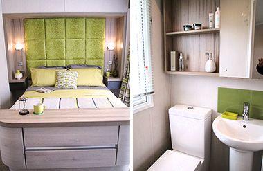 Swift Alsace Master Bedroom and En-Suite