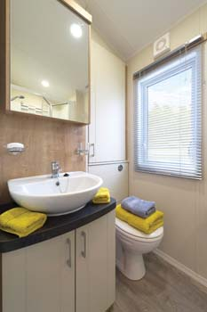 Willerby Winchester Main Bathroom