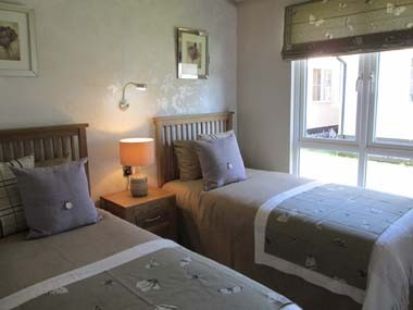 Venti Twin Bedroom