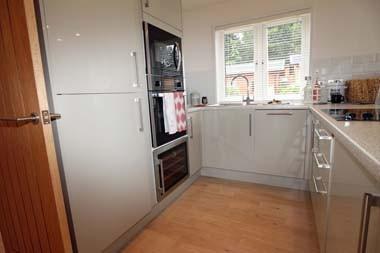 Pathfinder Fairway Lodge Kitchen
