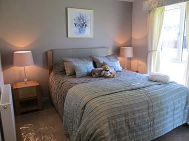 Pathfinder Thorverton Double Bedroom A