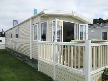 Willerby Sheraton Left Front profile