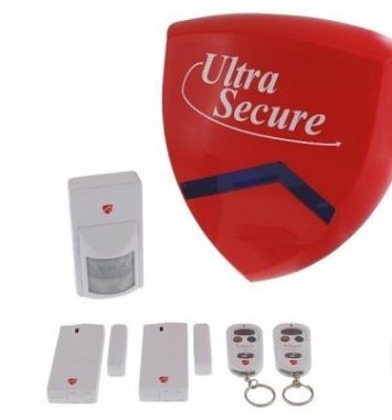 Ultra Secure Direct wireless BC alarm