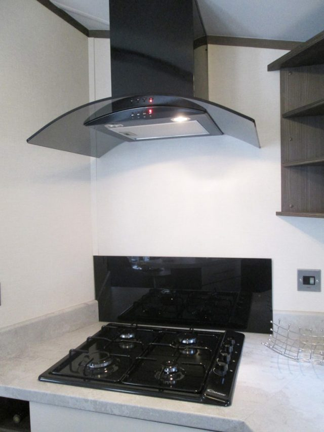 Atlas Portfolio kitchen cooker