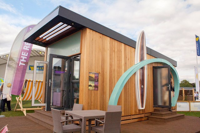 Willerby Reef exterior