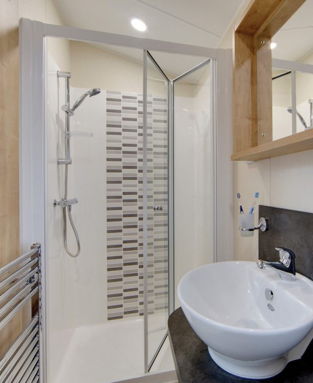Vogue Lodge - Willerby Holiday Homes Ltd Ensuite
