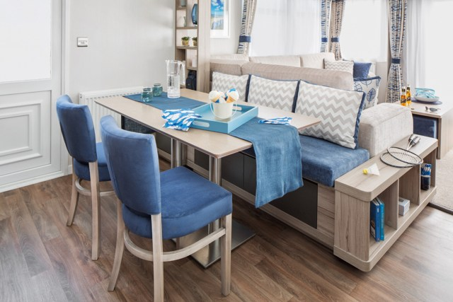 2017 Swift Antibes Dining Table