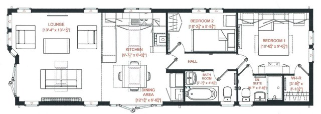 Omar Manhattan Floor Plan