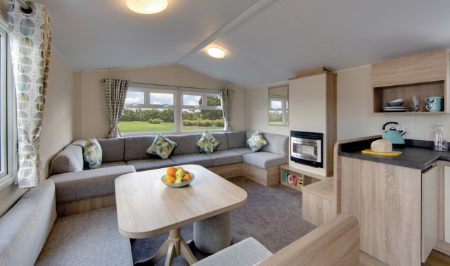 Willerby Holiday Homes Lymington Lounge