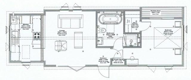 Tingdene Kudos Floor Plan