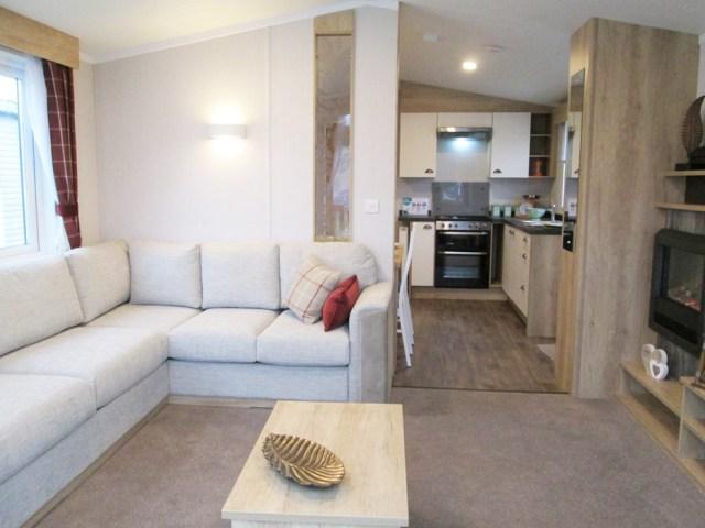 Swift Biarritz Lounge to Kitchen