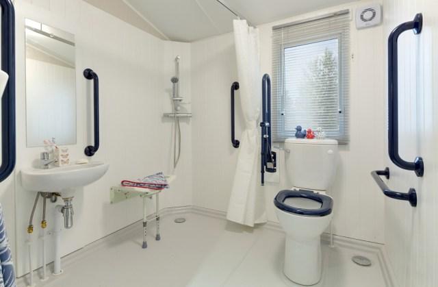 Willerby Richmond Wet Room
