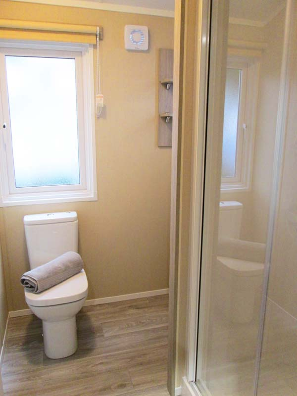 Regal Artisan Shower & Toilet