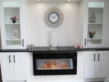 Omar Atrium Fireplace & Units