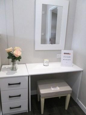 Omar Atrium Master Bedroom Vanity Unit