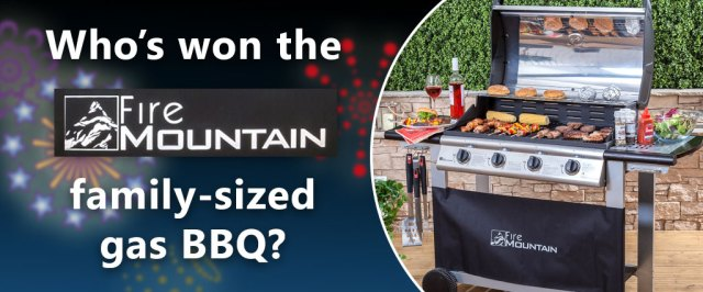 Fire Mountain barbecue winner
