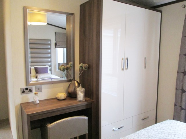 Pemberton Arrondale Vanity and Wardrobes