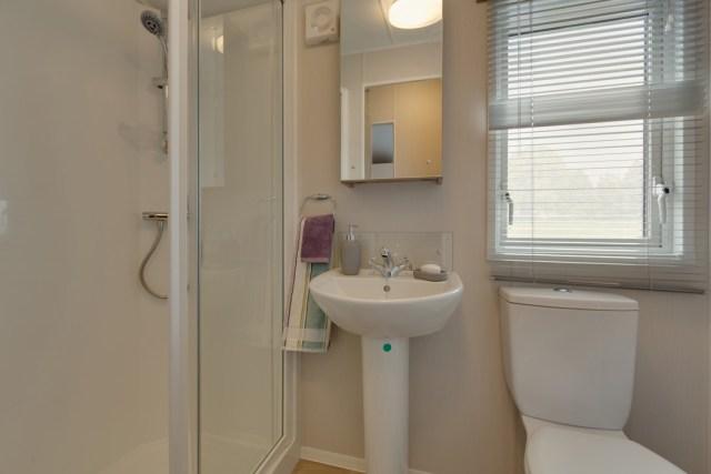 Willerby Skye Bathroom