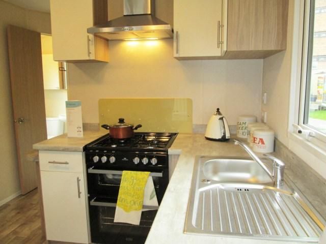 Regal Kingsbury Cooker & Sink