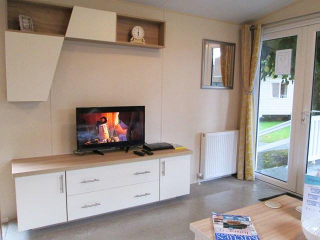 Regal Kingsbury TV & Shelving Storage