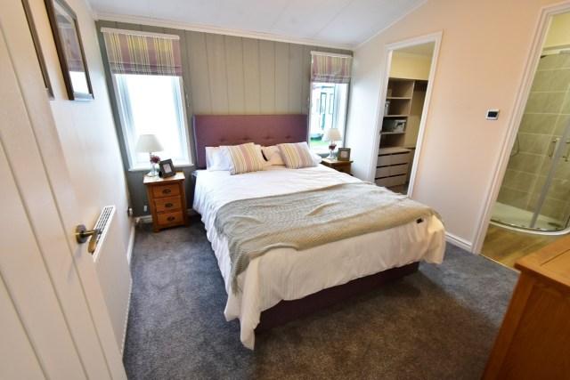 Willerby Juniper Master Bedroom