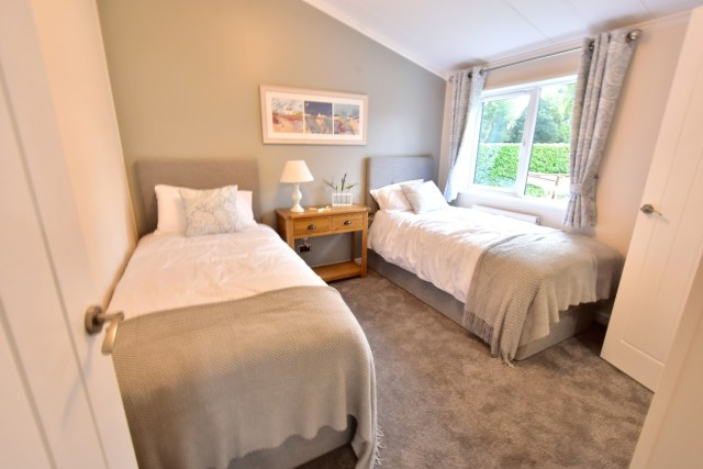 Willerby Juniper Twin Beds