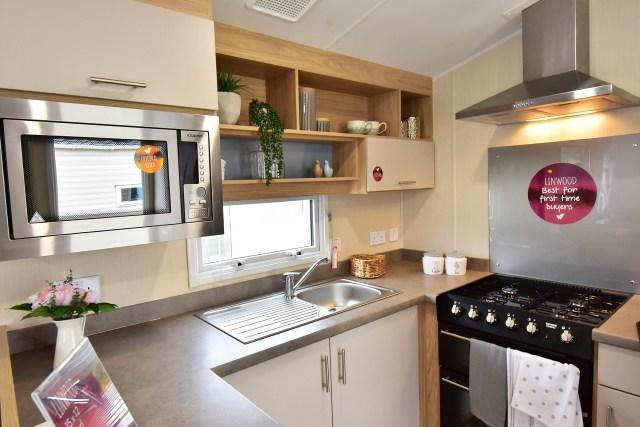 Willerby Linwood kitchen