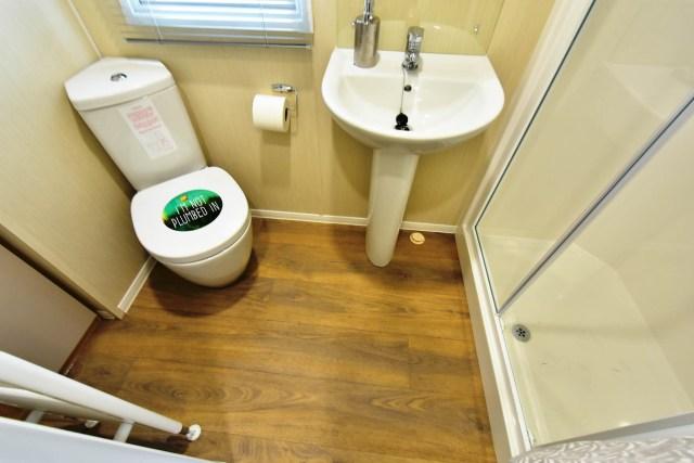 Willerby Linwood bathroom