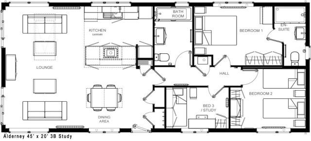 2019 Omar Alderney lodge floorplan