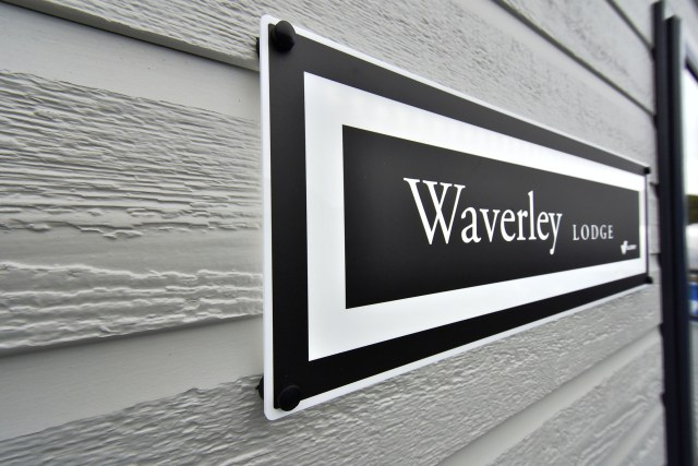 2019 Willerby Waverley lodge