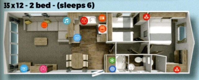 Willerby Avonmore Floor Plan cropped