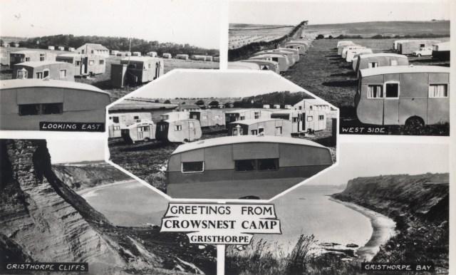1970s caravan park