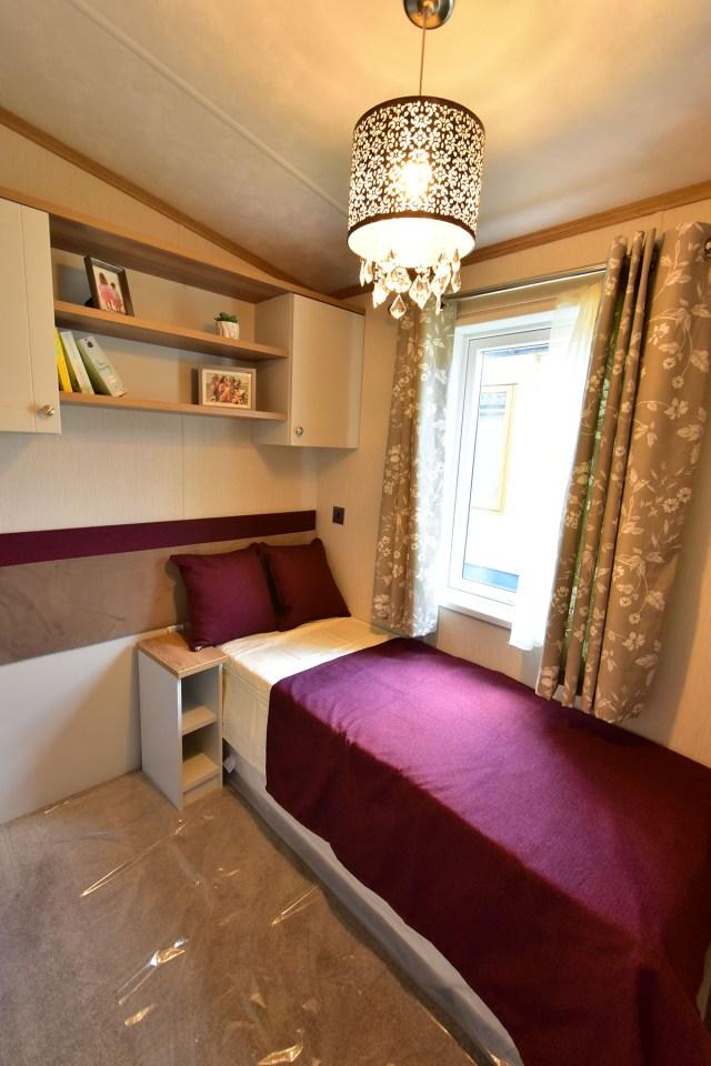 2020 Pemberton Abingdon Lodge twin room
