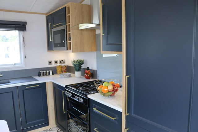 2020 Carnaby Chantry lodge kitchen