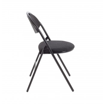 upholstered folding chairs uk outdoor fishing chair leisure furniture direct