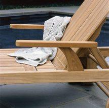 kingsley bate classic chaise lounge