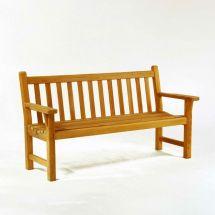 kingsley bate dunbarton 4' bench