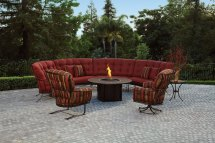 Ow Lee Monterra Deep Seating Sectional - Leisure Living