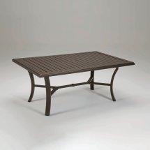 "Tropitone Banchetto 66x42"" Rectangular Dining Table"