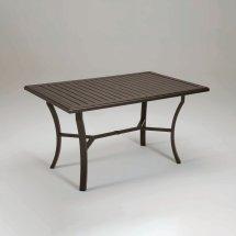 "Tropitone Banchetto 66x42"" Rectangular Gathering Table"