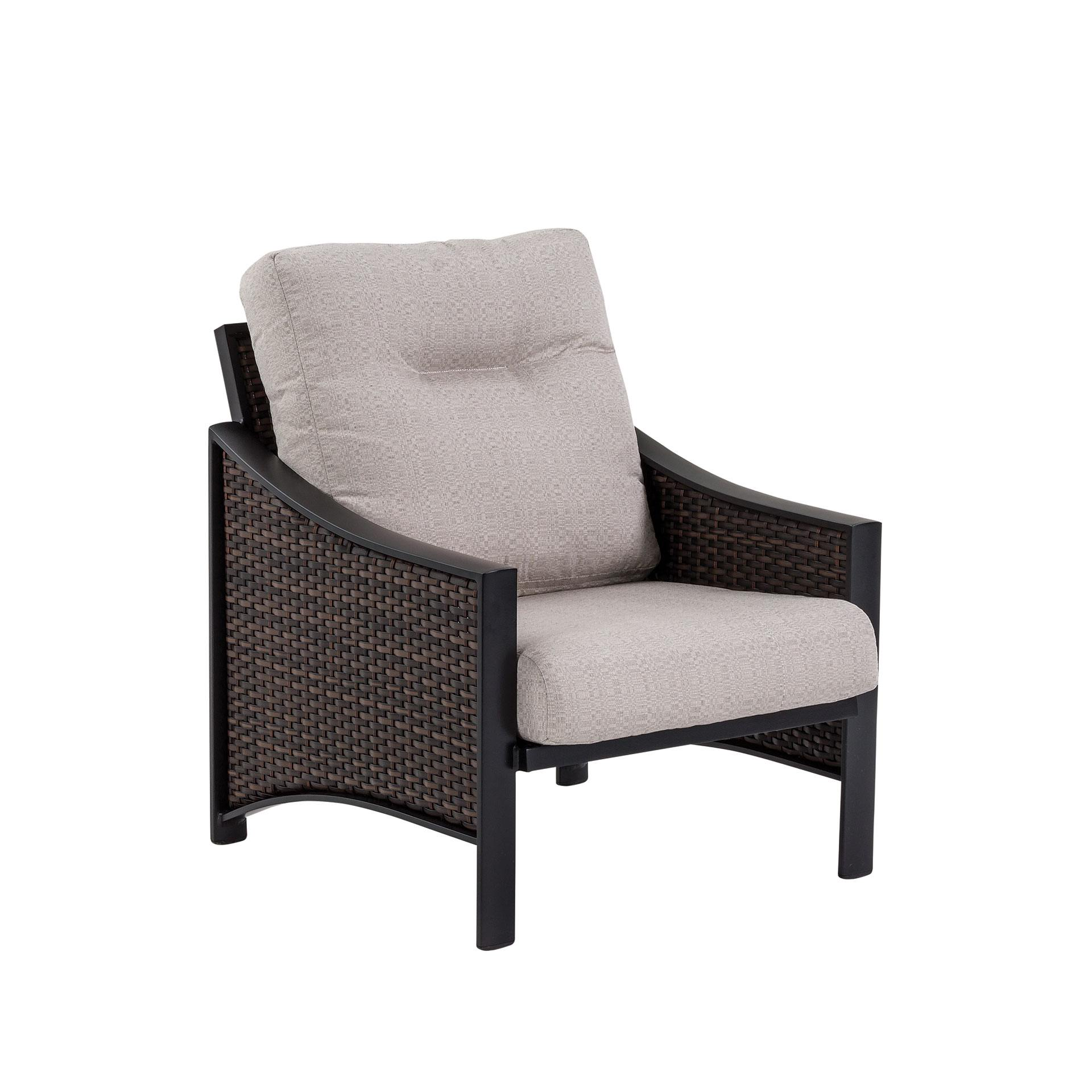 woven lounge chair wheelchair accessible door tropitone kenzo leisure living