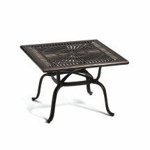 "Tropitone Spectrum 32"" Square End Table - Leisure Living"