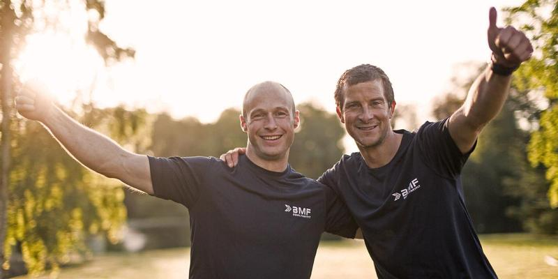 Photo of BMF and Bear Grylls welcome BeActive Hour in Europe   Sports management