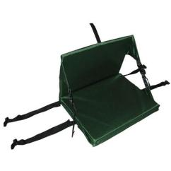 Canoe Chair White Outdoor Chairs Bunnings Crazy Creek Forest Green