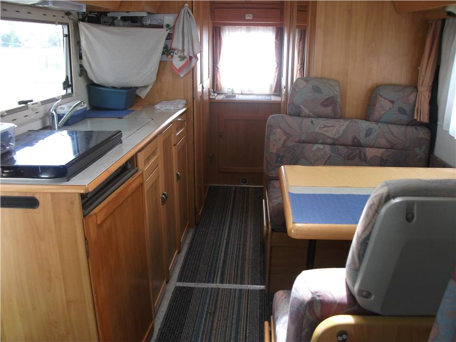 Hymer B564 1994 4 berth Motorhome for sale from a private