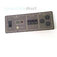 Caravan Zig Unit Wiring Diagram Zig Marque 1 Control Panel Zig Components