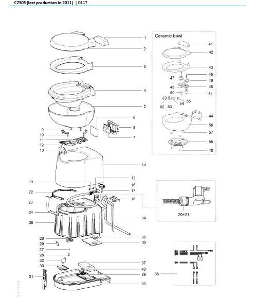 thetford cassette toilet diagram kazuma falcon 110 wiring