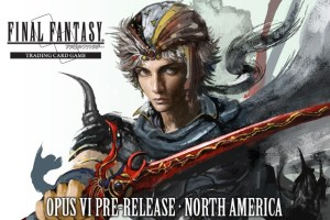 Image used by Leisure Time Games to promote the Final Fantasy Opus VI Prerelease